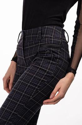 Дамски панталон каре
