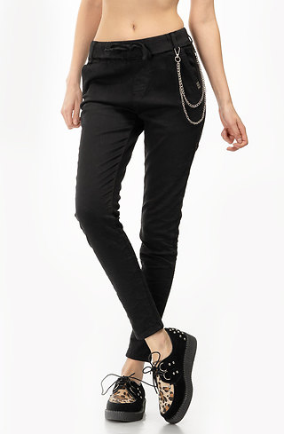 Спортно-елегантен панталон Макси