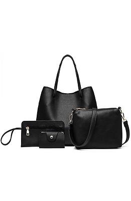 Дамска чанта Трио комплект