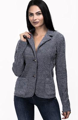 Дамско сако от букле