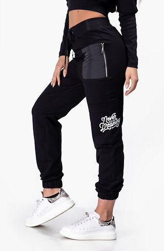 Спортен панталон със щампа