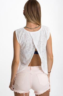 Блуза с прехвърляне III