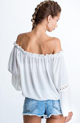 Блуза от шифон