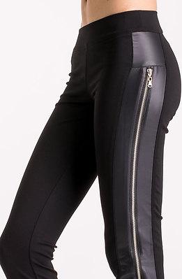 Панталон тип клин с ципове