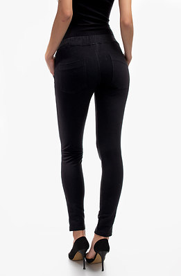 Спортен панталон с ниска талия