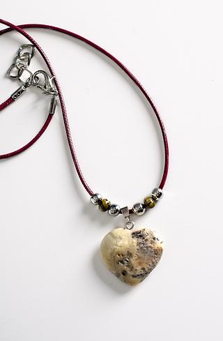 Колие Stone Heart